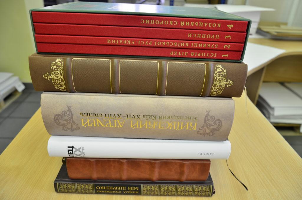 друк книг в Майстер Книг