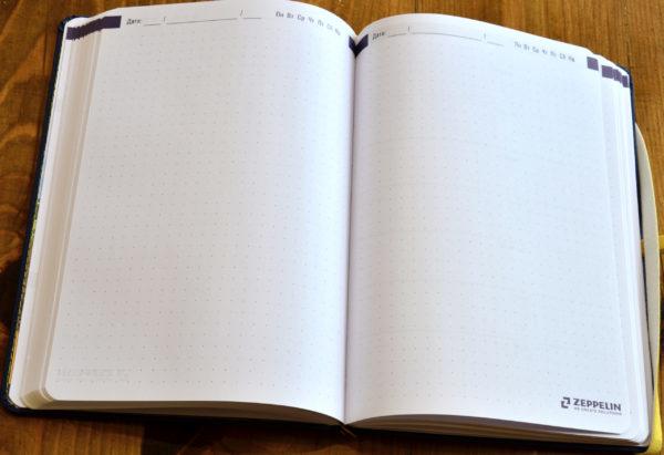 друк ділових щоденників недатованних